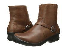 New KEEN Baby Bern Ankle Leather  Boot - Waterproof - Oak Brown Size 10