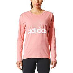 LINK: http://ift.tt/2B9hzsX - T-SHIRT DONNA ROSA #sport #tennis #tshirtepolo #adidas => Questa maglia maniche lunghe Adidas è stata pensata per i vostri - LINK: http://ift.tt/2B9hzsX
