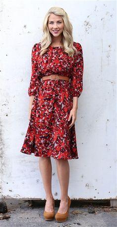 Juliet Modest Dress