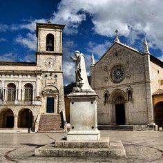 Norcia in Umbria, Italy   @InUmbrie