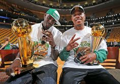Awesome tribute videos for Kevin Garnett and Paul Pierce | CelticsLife.com - Boston Celtics Fan Site, Blog, T-shirts