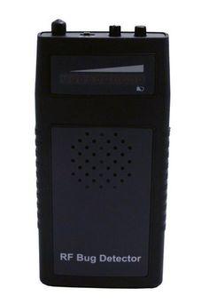 Mini Gadgets CD550Pro Professional Bug Detector with Voice Verification