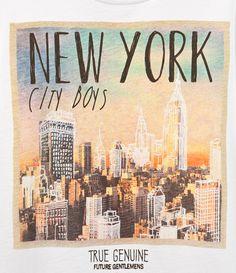 Image 3 de T-SHIRT PHOTO NEW YORK de Zara