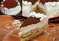 Gesztenyés álom torta recept foto Poppy Cake, Biscotti, Tiramisu, Ale, Food And Drink, Ethnic Recipes, Ale Beer, Tiramisu Cake, Cookie Recipes