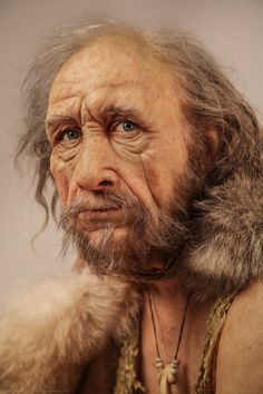 Lascaux III is a Cro-Magnon man by Élisabeth Daynès Theory Of Evolution, Human Evolution, Forensic Facial Reconstruction, Human Fossils, Cro Magnon, Early Humans, Tribal People, Photographs Of People, Portraits