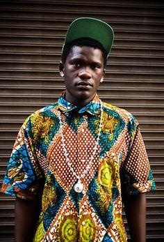 African Male Fashion