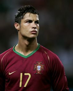 Cristiano Ronaldo. Eat your heart out ladies!