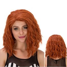 GET $50 NOW | Join RoseGal: Get YOUR $50 NOW!http://www.rosegal.com/synthetic-wigs/medium-bouffant-wavy-heat-resistant-728523.html?seid=7518539rg728523