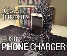 Game Of Thrones : Fabriquez votre propre trone de fer