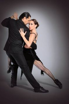 Now dance The Argentine Tango - The Sexy Dance of the Heart.