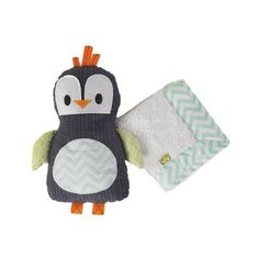 Look at this Lolli Living Black Phin Penguin Softie Plush Toy on today! Cot Blankets, Baby List, Security Blanket, Baby Store, Baby Online, Toddler Toys, Toddler Stuff, Softies, Penguins