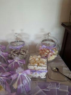 Confettata con meringhe e marshmallow