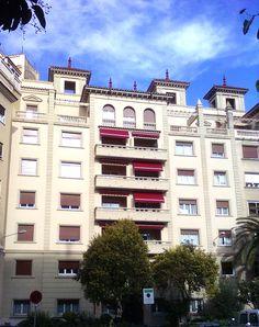 #Edificio Carrer Valls i Taberner, 20. #Rehabilitación de #fachadas, #cubiertas y #patios