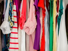 Get wrinkles out of your clothes without using an iron or a steamer.