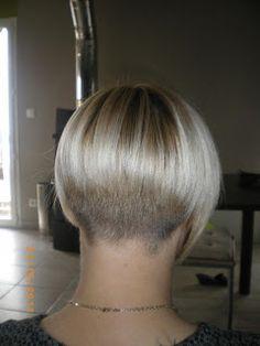 Short Hair StylesSmooth sweet taper!