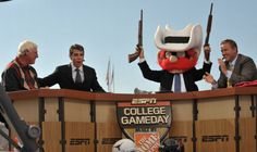 College Game Day.