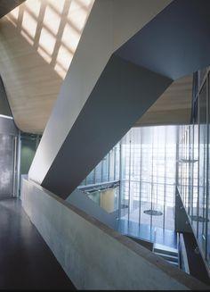 Finnish Embassy in Berlin, Germany - WINNER World Architecture Awards 2001 Architecture Awards, Architecture Design, Berlin Germany, Architects, Around The Worlds, Stairs, Home Decor, Architecture Layout, Stairway