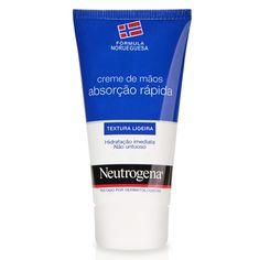 Neutrogena® Creme de Mãos Absorção Rápida