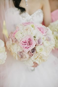 Romantic roses ~ Jamie Delaine Photography // The Flower Factory