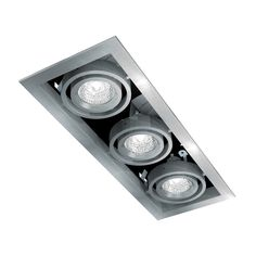 Shop BAZZ Lighting CUBG303B Cube Recessed 3 Light Fixture At ATG Stores.  Browse Our Recessed