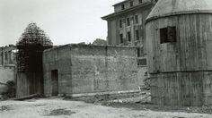 Reichskanzlei 1947 (Eingang zum Fuehrerbunker)