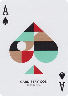 Cardistry-Con 2016: Official Playing Cards - Art of Play