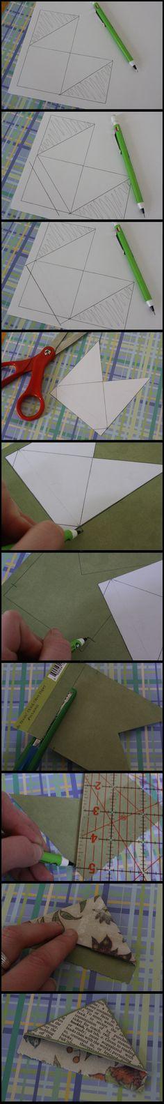Marcapáginas Bookmarks, Paper Crafts, Crafty, Diy, Ideas, Manualidades, Bricolage, Tissue Paper Crafts, Marque Page