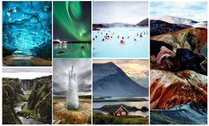 Travel Inspiration on The Mix and Match: Iceland #travel