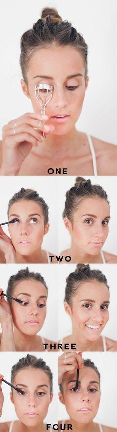 Easy Steps for Longer Eyelashes