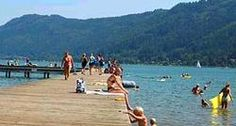 Campingbad Ossiacher See - Camping Ossiachersee. Austria