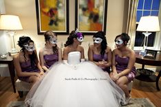 Masquerade Sweet 16 ~ love this style and pic!