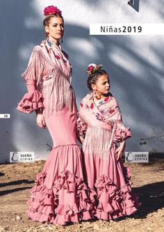 Colección Mujer 2019 - Creaciones Maricruz Flamenco Costume, Fiesta Outfit, Beauty Art, Fishtail, Culture, Costumes, Boho, My Style, Outfits