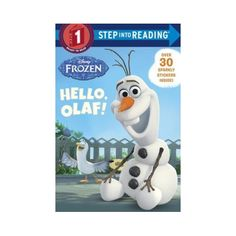 Frozen - Hello, Olaf! (Step into reading 1)