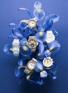 Flowers for Edelweiss Magazine - Editorial - Charles Negre - Photographer - Carole Lambert