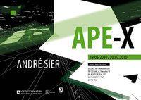 Ape-x: André Sier @ GALERIANT //pl// - http://bioart.me/curator/past/ape-x-andre-sier-galeria-nt