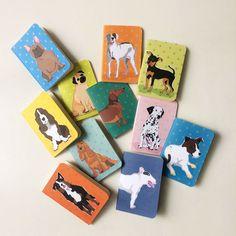 kit bloco caolecao 12pcs  #cachorro #ilustração #papelaria #caderno #caderneta #scrapbook