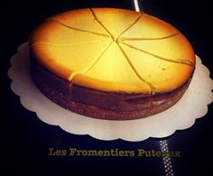 Cheese-cake Les Fromentiers Puteaux.