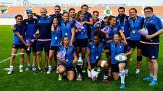 JO Rio 2016 - Sevens : les Bleues, une vraie belle chance de médaille - Rugbyrama - 05/08/2016