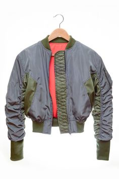 BOMBER Oversized Jacket from Ghost in the Shell Costume / Casual