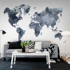 Painéis Fotográficos - Travel - Painel Fotográfico Dusky World