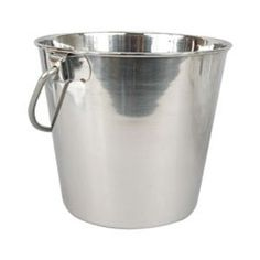 Steel Bucket Image By Robin On Cat Tree Pail Bucket Stainless