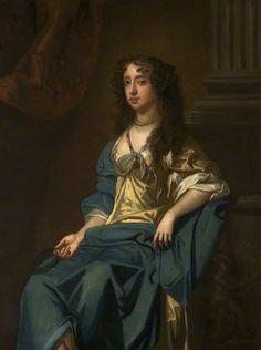 Louise Renée de Penencoët de Kéroualle 1649–1734, Duchess of Portsmouth. She had a son with Charles II.