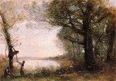 Corot art: 18 тыс изображений найдено в Яндекс.Картинках