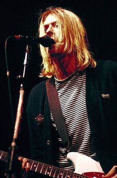 Kurt Cobain - 20Feb 1967 - 05Apr 1994 (died at the age of 27)