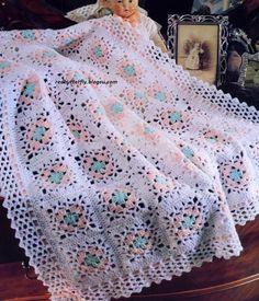 252 - Bebek Battaniyesi Örnekleri