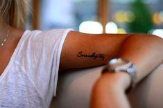 Las mejores frases para tatuarse