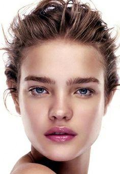 natalia vodianova makeup