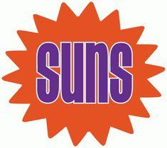 Phoenix Suns | Phoenix Suns Secondary Logo - National Basketball Association (NBA ...
