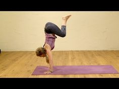 ▶ Forward Jump explained, Ashtanga Yoga - YouTube