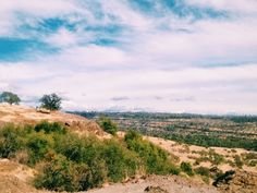 The view from Monkey Face in Upper Bidwell Park, Chico, California